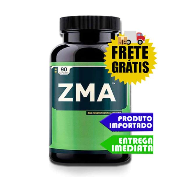b9cf7604e Zma - Optimum Nutrition - onde Comprar com menor Preço