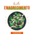 Kit Emagrecimento - 10 Dias - Vipx Gourmet