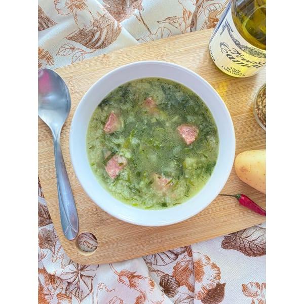 Caldo verde - 350g - Vipx Gourmet