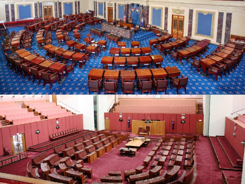 Australia vs America – midterm elections and their influence