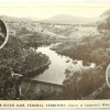 19 postcard cotter dam