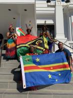 Yumiolgeta flag steps