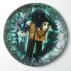 Arthur Boyd, Aborginal groom, 1957-58, Ceramic, glazed terracotta, wheel-thrown. Bundanon Trust Collection.
