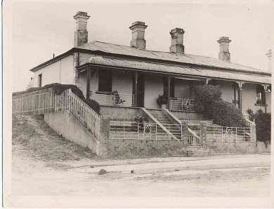 Ben Chifley's home at 10 Busby St, Bathurst