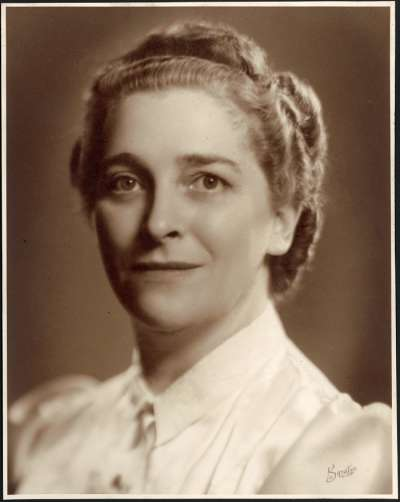 Dame Annabelle Rankin. National Library of Australia.