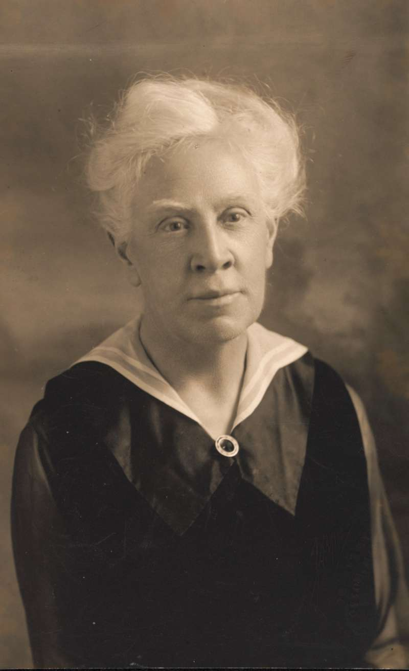 Alice Henry. State Library of Victoria.