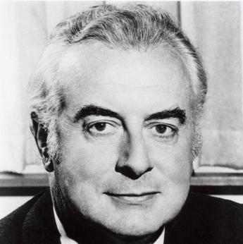 Edward Gough Whitlam, 1916-2014