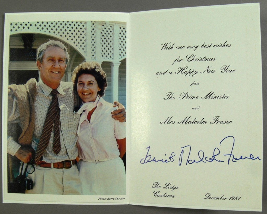 07 1981 fraser christmas card