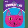 Picture of Winking Cat Rhinestone Decals