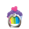 Picture of Rainbow Cupcake Phone Ring