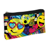 Picture of Emoji Party Holographic Pencil Case