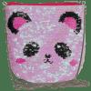 Picture of Panda Reversible Sequin Crossbody Bag