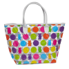 Picture of Polka Dot Gummy Bears Clear Tote Bag