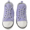 Picture of Purple Hi-Top Slippers