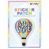 Picture of Hot Air Balloon Embroidered Sticker Patch
