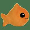 Picture of Go Fish  Fleece Pillow