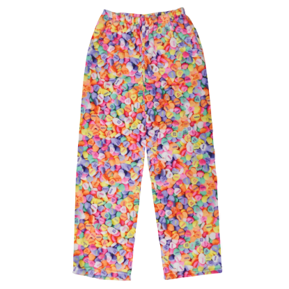 Picture of Conversation Hearts Plush Pants