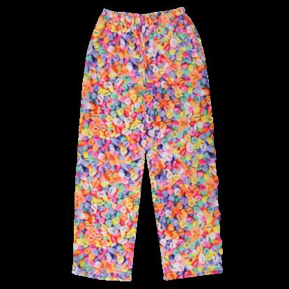Picture of Conversation Hearts Plush Pants