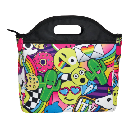 Picture of Emoji Party Lunch Tote