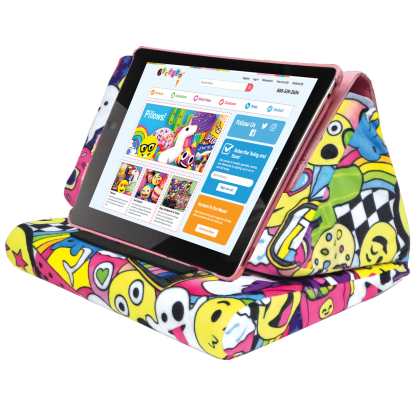 Picture of Emoji Party Tablet Pillow