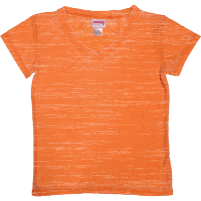 Picture of Burnout Orange T-Shirt
