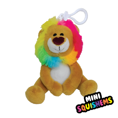 Picture of Lion Scented Squishem