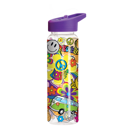 Picture of Hippie Love Water Bottle