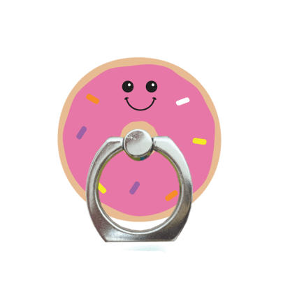 Picture of Sprinkled Donut Phone Ring