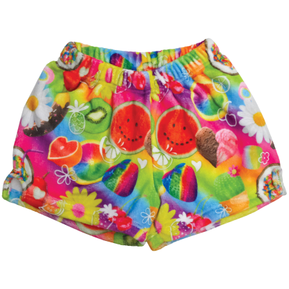 Picture of Tutti Fruiti Plush Shorts