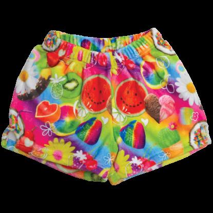 Picture of Tutti Fruiti Plush Shorts