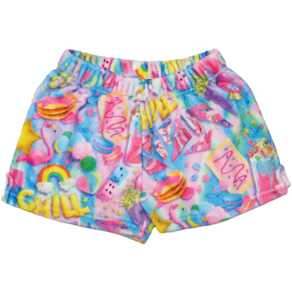 Picture of Chill Plush Shorts X-Small (4-6)