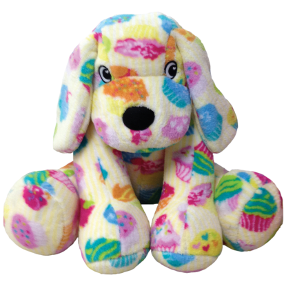 Picture of Cupcakes Plush Dog Stuffed Animal