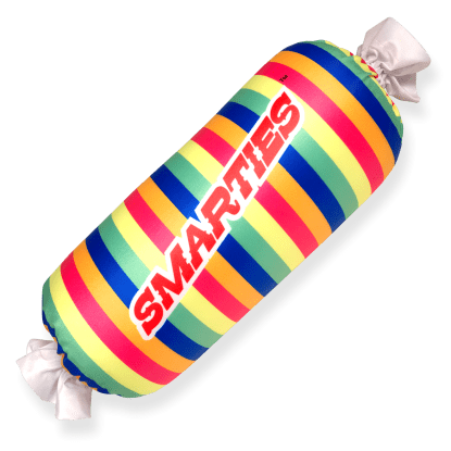 Picture of Smarties Microbead Pillow