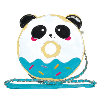 Picture of Panda Donut Foodie Crossbody Bag