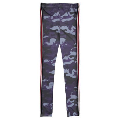 Picture of Midnight Blue Camo Leggings