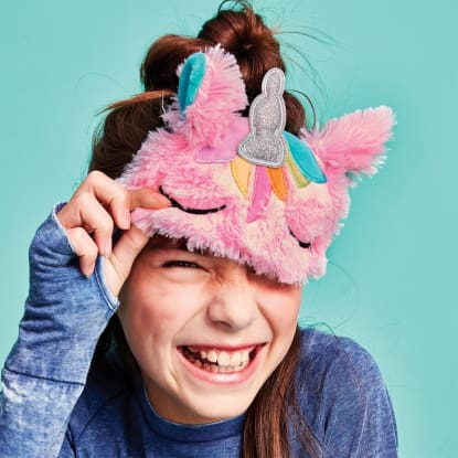Picture of Unicorn Furry Eye Mask