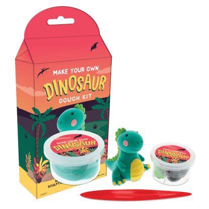Picture of Make Your Own Dinosaur DIY Kit