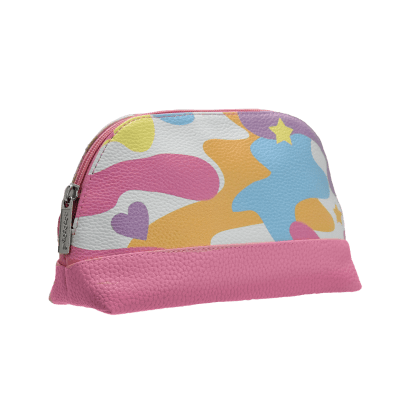 Picture of Rainbow Camo Small Cosmetic Bag