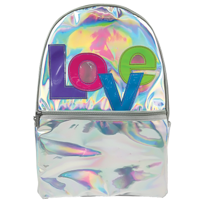 Picture of Love Patch Backpack