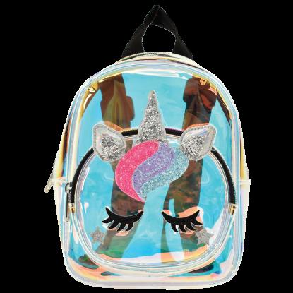 Picture of Unicorn Iridescent Mini Backpack