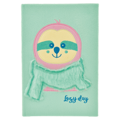 Picture of Sloth Furry Journal