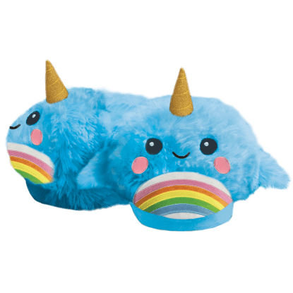 Picture of Narwhal Slippers