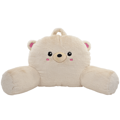 Picture of Bear Furry Lounge Pillow