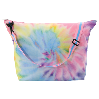 Picture of Pastel Tie Dye Weekender Bag