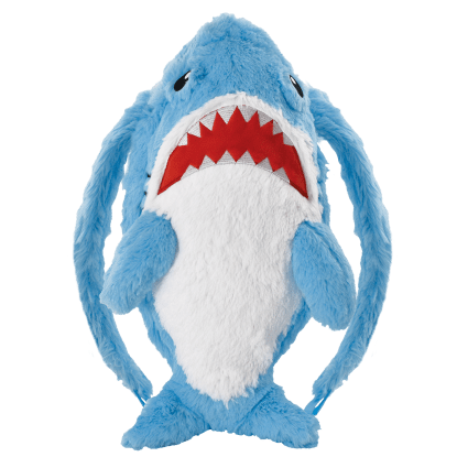 Picture of Shark Furry Backpack