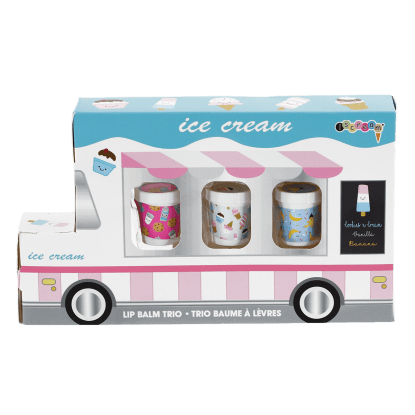 Picture of Ice Cream Truck Lip Balm Trio