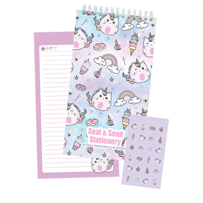 Picture of Caticorns Seal & Send Stationery