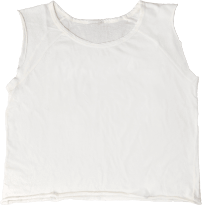 Picture of White Tank Small (6-8)
