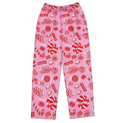 Picture of Peppermint Candy Plush Pants