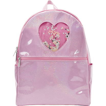 Picture of Heart Confetti Backpack